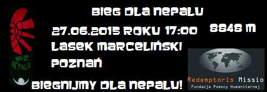 Bieg dla Nepalu