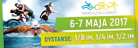 Triathlon Lubasz 2017