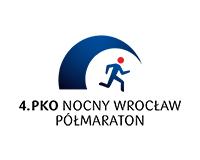 4. PKO Nocny Wrocław Półmaraton