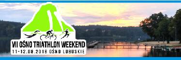 VII Ośno Triathlon Weekend