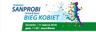 SANPROBI Bieg Kobiet 5 km Nordic Walking